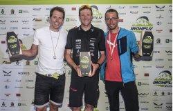 Von links nach rechts: Patrick Von Kanel, Christian Maurer, Markus Anders